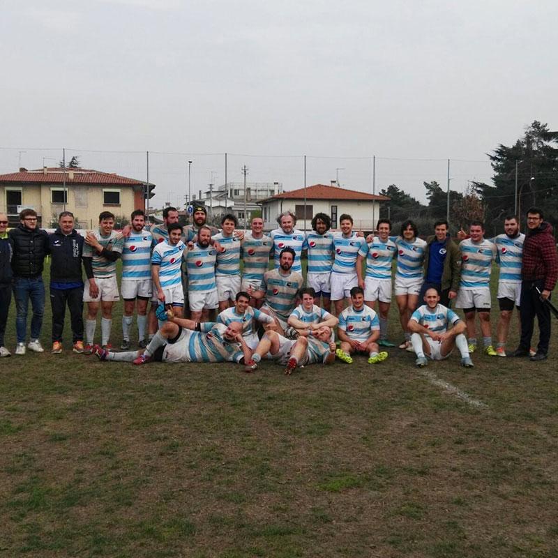 Rangers Rugby Vicenza vs Valsugana Rugby Padova
