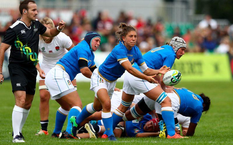 SAVE THE DATE! ITALIA vs SCOZIA Rugby Femminile | 18 marzo | Padova