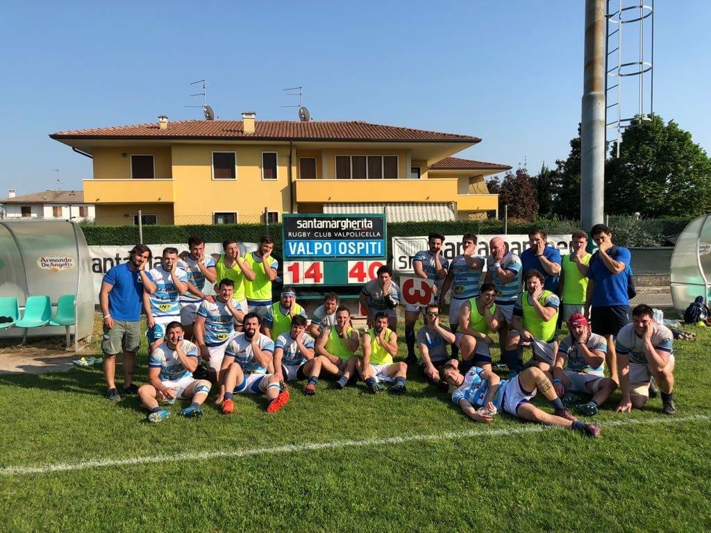 22 Aprile | Valpolicella Rugby – Valsugana Rugby Padova ASD