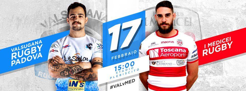 TOP12 - XV giornata - 17 febbraio - VALvMED