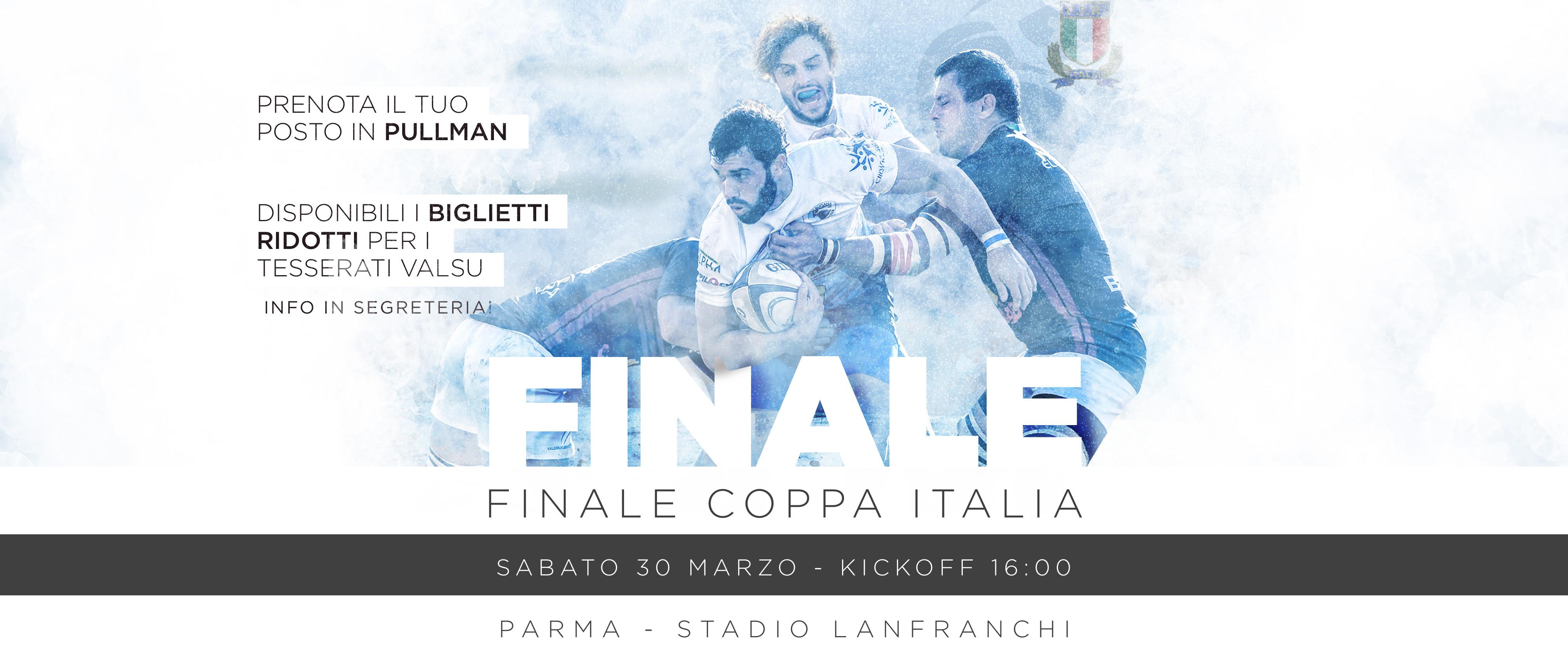 L'intervista ai capitani – Finale Coppa Italia 2019