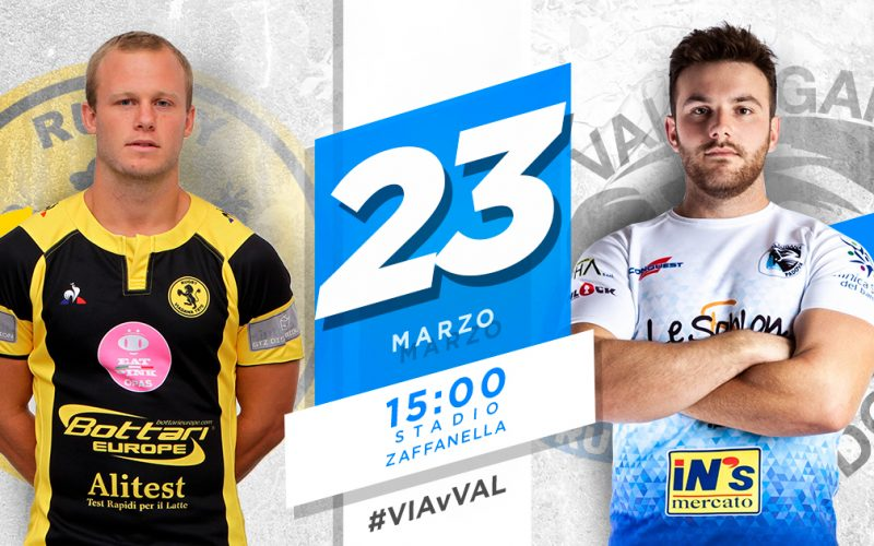 XIX partita di Top12, Viadana Rugby vs. Valsugana Rugby Padova