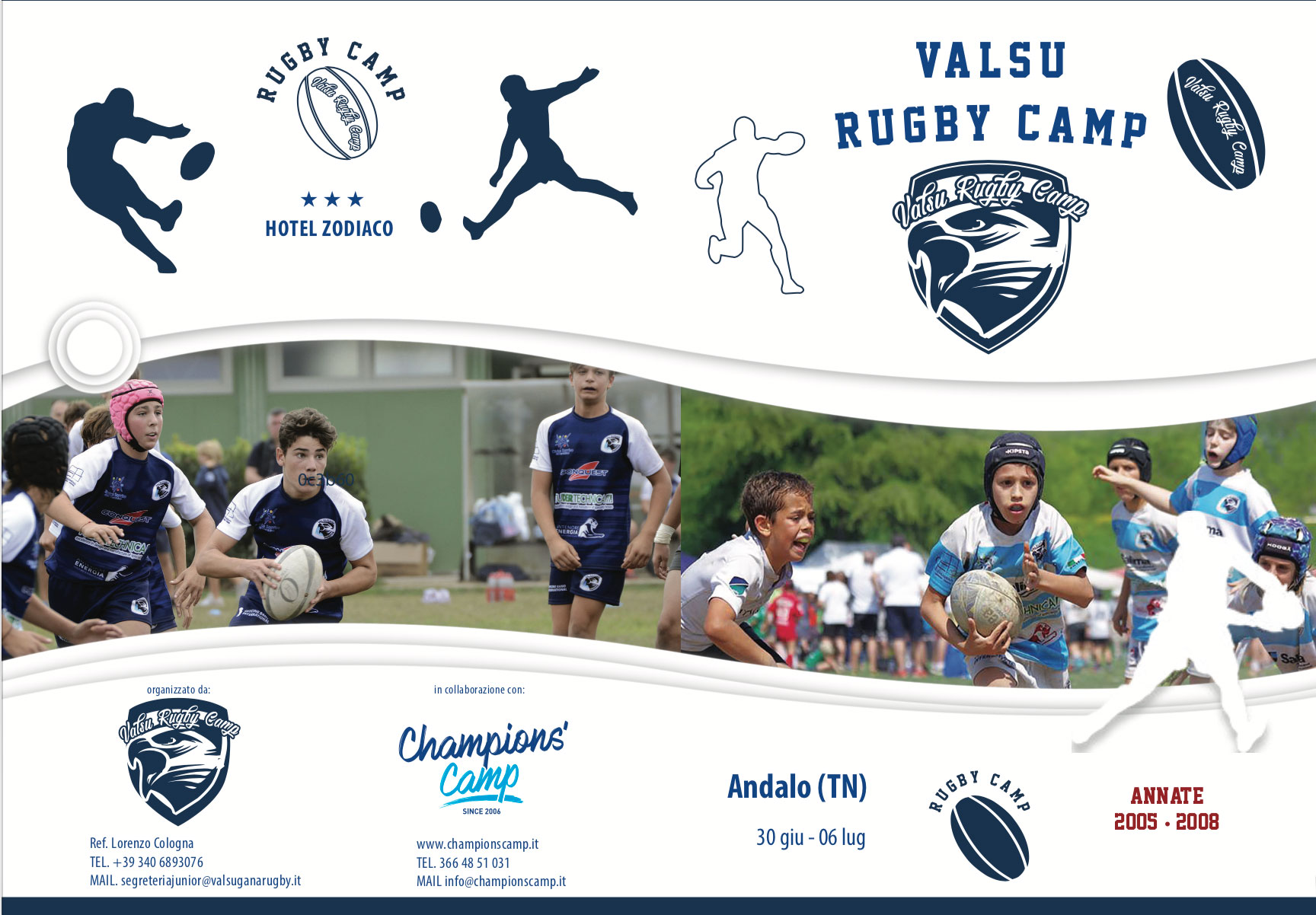 VALSU RUGBY CAMP