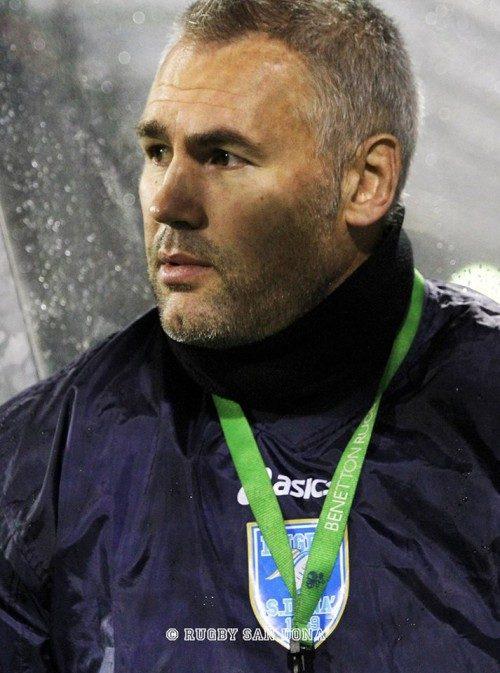 Jason  Wright responsabile tecnico di tutta la filiera della formazione fino alla under 18.